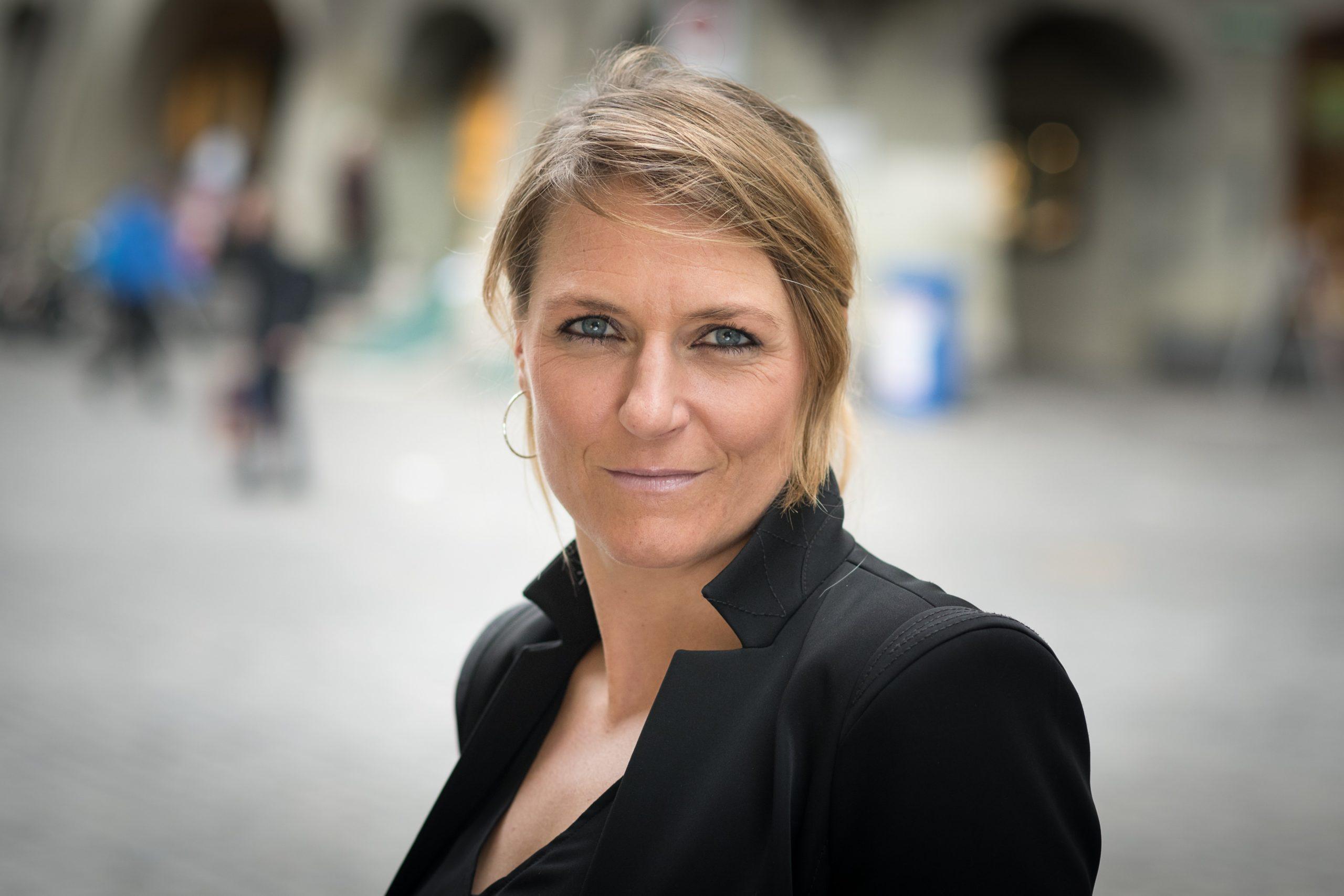 Béatrice Wertli wird Direktorin des Schweizerischen Turnverbandes